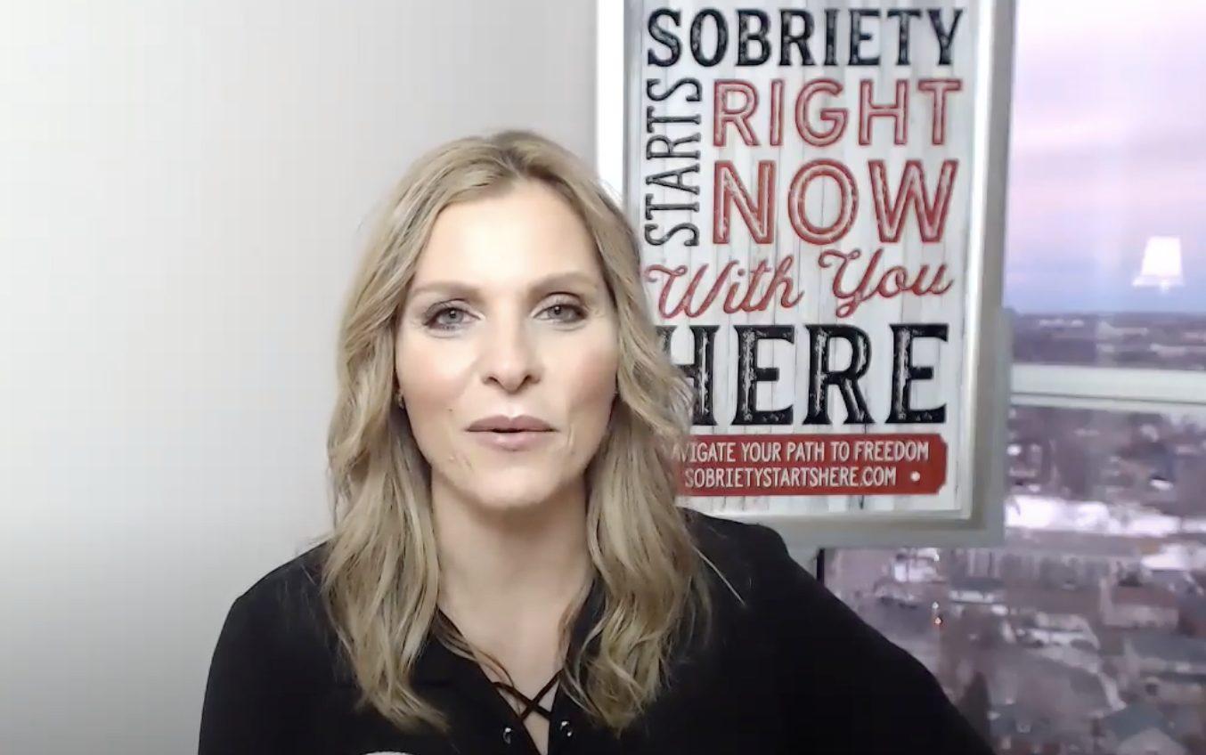 Jolene Park Sobriety Starts HERE Interview